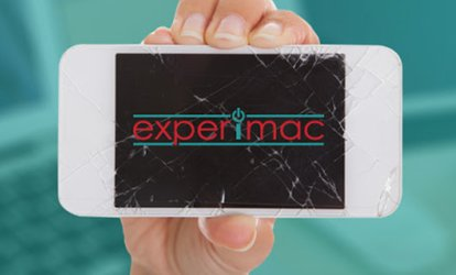 Up to 45% Off iPad or iPhone Repair Services at Experimac