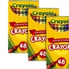 Crayola Classic or Washable Crayons (24-or 144-Count)