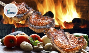 Energia do Brasil: Menu brasiliano All you can eat per 2 persone all'Energia do Brasil, aperto agosto a Tor de' Schiavi - aperto ad agosto
