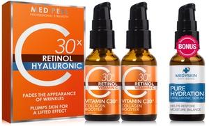 MedPeel Vitamin C30x Retinol Serum