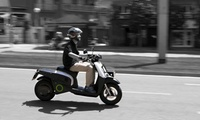 1 o 2 días de alquiler de ciclomotor 125cc eléctrico desde 14,95 € en Lencar Canarias