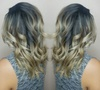 Outre' Salon - Jefferson Park: Color Services with Optional Cut, Style, and Deep Conditioning at Outré Salon (Up to 59% Off). Four Options Available.
