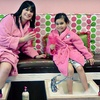 Up to 53% Off Mom and Daughter Manicure or Pedicure
