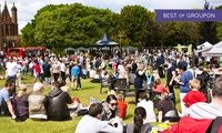 Great British Food Festival Entry for Two, 29 or 30 July at Castle Howard, York (Up to 29% Off)