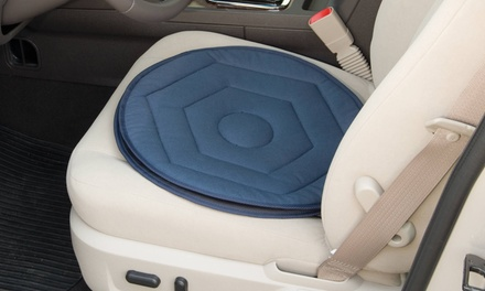 One or Two Swivel Car Seat Cushions