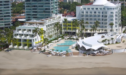 ✈ 3-Nights All-Inclusive Hilton Puerto Vallarta Resort Stay with Nonstop Air from Vacation Express