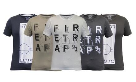 Men's Firetrap Printed TShirt