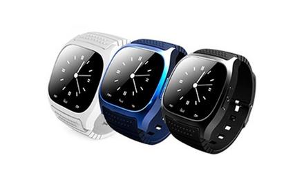 Smartwatch Smartek SW-536 multifunción con pantalla táctil de 1.44''