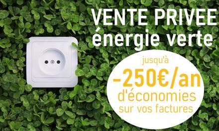 Offre électricité et gaz à prix réduits avec BeMove  0€ (jusqu'à 0€ de réduction)
