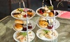 Pimms Royale Afternoon Tea for one person