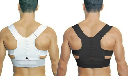 One, Two or Three Magnetic Posture Support Tops