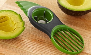 3-in-1 Avocado Tool at 3-in-1 Avocado Tool, plus 6.0% Cash Back from Ebates.
