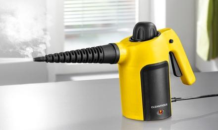 CLEANmaxx Handdampfreiniger in Gelb-Schwarz (38% sparen*)