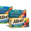50-Serving Bottles of Alive Energy Multivitamins (2-Pack)