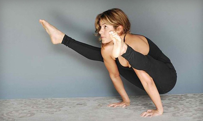 YogaOne Studios - Multiple Locations: 10 Yoga Classes or One Month of Unlimited Classes at YogaOne Studios