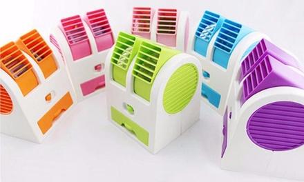 Portable Humidifier USB Fan