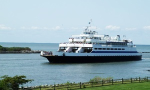 Cape May-Lewes Ferry: Round-Trip Travel for Two or Four and One Car from Cape May-Lewes Ferry (Up to 29% Off)