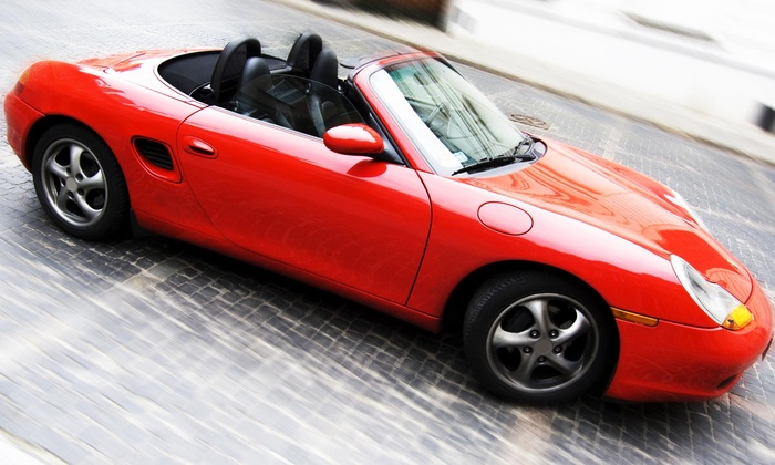 Lady Bird Power Detail - Austin: $41 for $75 Worth of Exterior Auto Wash and Wax — Lady Bird Power Detail