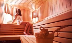 Wellness Sauna Gifhorn: Tageskarte für die Saunalandschaft u. Salzgrotte für 1 oder 2 Personen in der Sauna Gifhorn (bis zu 50% sparen*)
