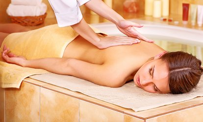 image for Full-Body Ayurvedic Massage for £34.50 at Shakti Veda (62% Off)