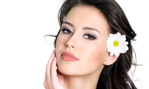 Pampered Skin Studio: One or Three Micro-Current Facials with Microdermabrasion at Pampered Skin Studio (Up to 69% Off)