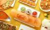Up to 28% Off Indian Food at Turmerican Vegetarian Cuisine