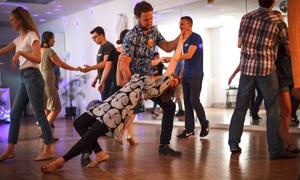 Jive.Berlin: 1 Monat Modern Jive-Tanzkurs für 1 oder 2 Personen bei Jive.Berlin (bis zu 56% sparen*)