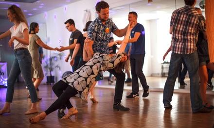 1 Monat Modern Jive-Tanzkurs für 1 oder 2 Personen bei Jive.Berlin (bis zu 56% sparen*)