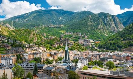 Andorra: habitación Deluxe para 2 personas con media pensión, masaje y spa en Centric Atiram Hotel 4*