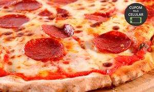 Pizza Hut - Taguatinga Shopping: Pizza grande + 2 sliders de brigadeiro na Pizza Hut - Taguatinga Shopping