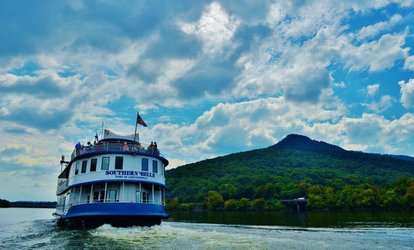 Sightseeing or Sunset Cruise for Two or Four from Chattanooga River Boat Company (Up to 52% Off)