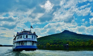 Up to 42% Off Cruises from Chattanooga River Boat Company at Chattanooga River Boat Company, plus 6.0% Cash Back from Ebates.