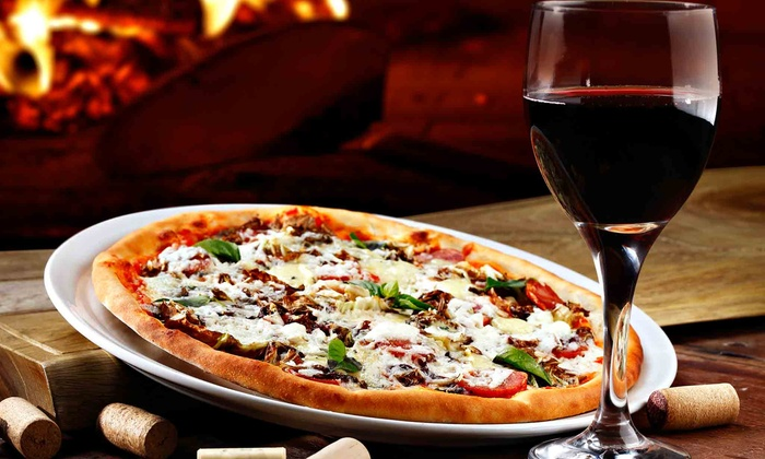 Gouger Cellars Winery - Ridgefield: Wine Tasting with Pizza, Commemorative Glass & Bottle of Wine for One or Two at Gougér Cellars Winery (50% Off)