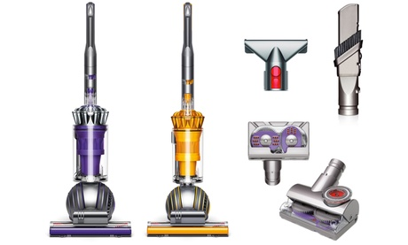 Dyson Ball Animal 2 or Ball Multi Floor 2 Upright Vacuum (Certified Refurbished)