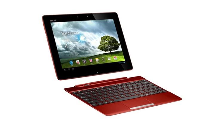 "ASUS 10.1"" 16GB Tablet with Optional Keyboard Dock (TF300T): ASUS10.1""Tablet with Optional Keyboard Dock from $199.99–$279.99 (TF300T) (Manufacturer Refurbished).Free Returns."