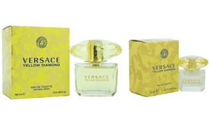 Versace Yellow Diamond Women's Eau de Toilette (0.17, 1 or 3 Fl. Oz.)