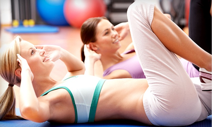 LOA Fitness for Women - Multiple Locations: One Month of Unlimited Classes, Tanning, Sauna, and Hydromassage for One or Two at LOA Fitness for Women (Up to 91% Off)