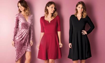 Club L Womens Dresses
