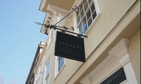 Two-Course Brunch with Drink and Optional Prosecco for Two or Four at Bourgee Bury St Edmunds (Up to 42% Off)