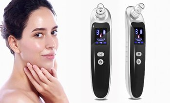 Blackhead Remover with LCD Display