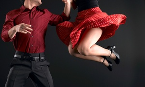 Fred Astaire Tallahassee: Private Introductory Dance Lessons and Practice Parties at Fred Astaire Tallahassee (81% Off). Three Options Available.
