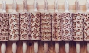 STODOLA: Grawerowany wałek w wybranym wzorze i rozmiarze od 44,99 zł w sklepie STODOLA (do -35%)