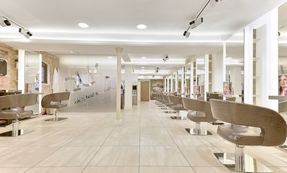 image for AVEDA Pamper Package with Four Treatments Including Gym and Sauna Access at aUK (Up to 54% Off)