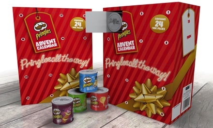 Pringles Cracker or 12-Day or 24-Day Advent Calendar