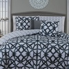 Contemporary Reversible Comforter Set (5-Piece)
