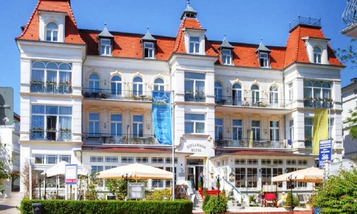 Hotel Esplanade Heringsdorf Bewertungen