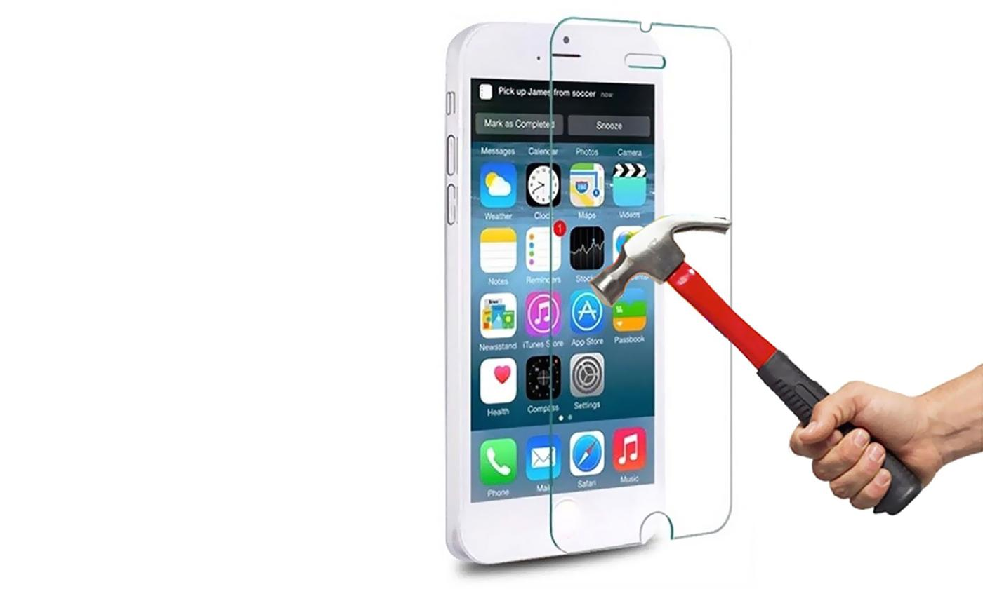 One or Two Bullet Screen Protectors for iPhone