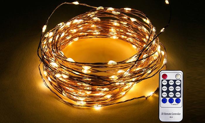 String Lights Vistaprint : Classic Glow Fairy Star Lights Groupon Goods