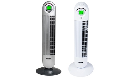Mylek Oscillating Tower Fan