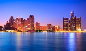 Preservation Detroit: Historical Walking Tour for Two or Four from Preservation Detroit (Up to 45% Off)